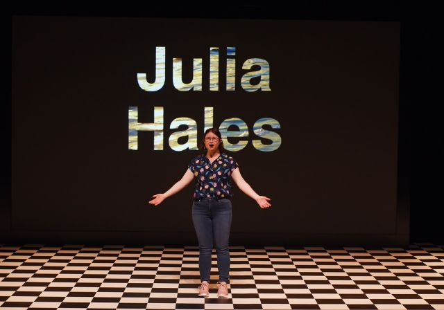 DSC_5112.Julia Hales. YKWBT. photo Toni