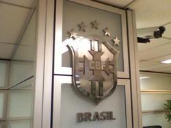 Logotipo em Aço