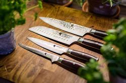 Griphinity Pegasus knives