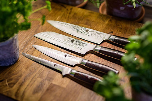 Pegasus Knives. Photo by S.Regnander