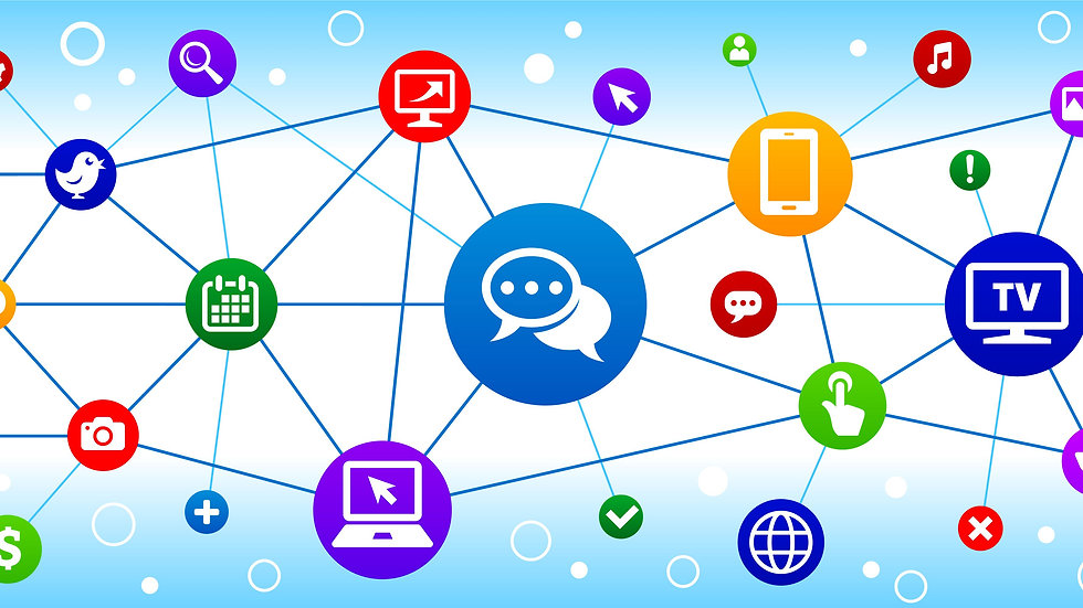 chatbubbles-internet-communication-techn