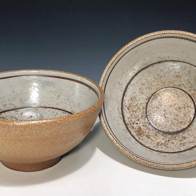 soup bowls - interior