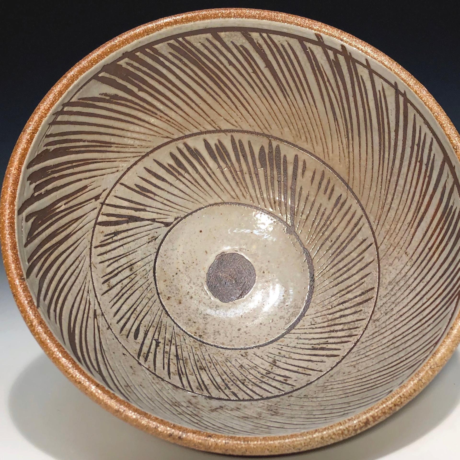 deep bowl - interior