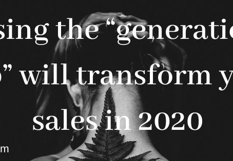 "Closing the ""generational gap"" will transform your sales in 2020"