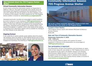 Progress Shelter - 705 Progress Avenue