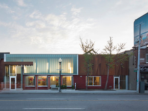 G. Bruce Stratton Architects wins 2014 OAA Design Excellence Award