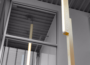 GBSA Architect Chosen as IIDEX Woodshop 2015 Winner
