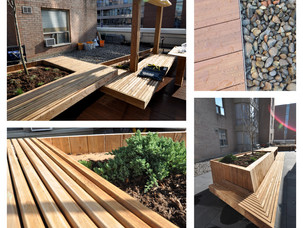 In the Works - GBSA does Landscape!