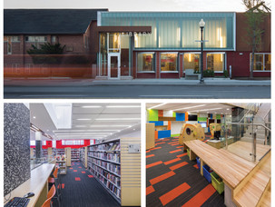 GBSA Honoured by OLA's 2015 Library Building Award  - Mount Dennis Library