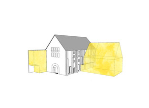 Unbuilt: Wychwood Library (Invited Design Charrete)