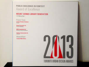GBSA wins Award of Excellence at TUDA 2013