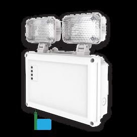 3W LED Emergency Twin Spot IP65