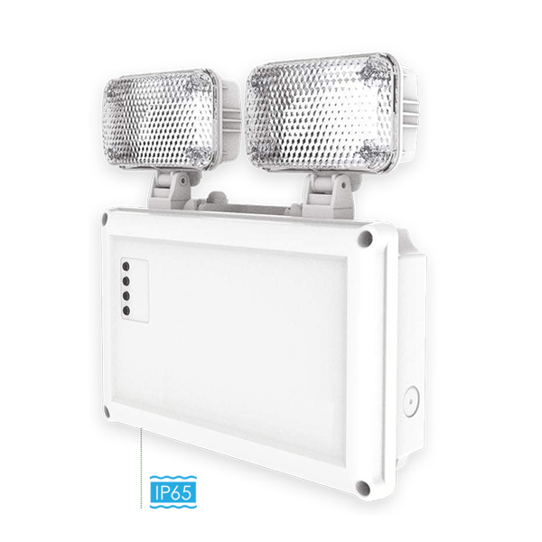 3W LED Emergency Twin Spot IP65