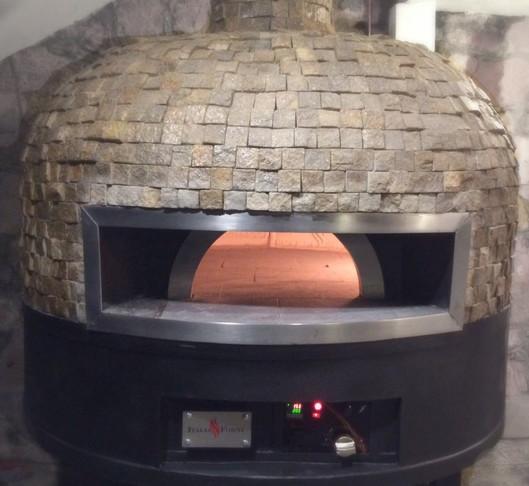 forno pizza a gas professionale