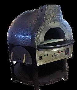 Hornos de Leña para el Sector de la Hosteleria Dispodnemos de Hornos de Leña y Gas Giratorios