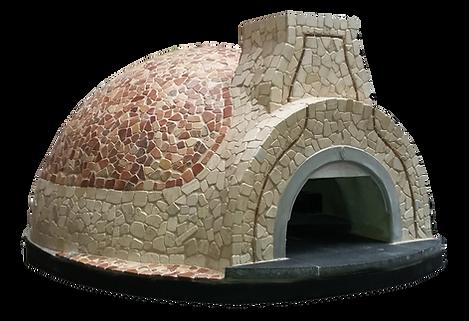 un four à pain rotatif