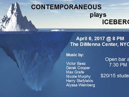 'Untangled' - Winner, ICEBERG 2017 Call for Scores