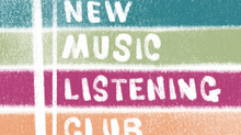 New Music Listening Club podcast