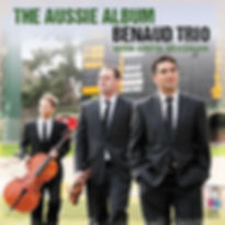 481 7164 Benaud Trio - The Aussie Album