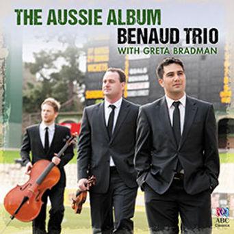 481 7164 Benaud Trio - The Aussie Album