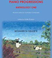 Piano Progressions Anthology One