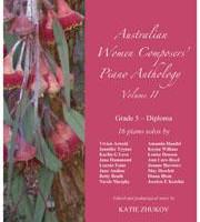 Australian Women Composers' Piano Anthology III