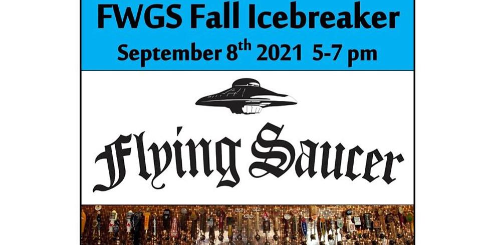 FWGS Fall Icebreaker Sponsorship