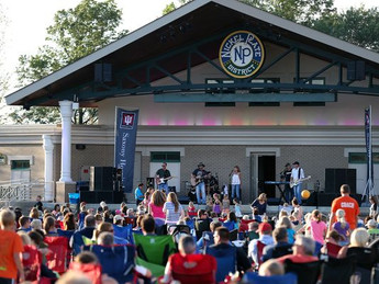 Concert Series Draws Thousands To Fisher's Amphitheater