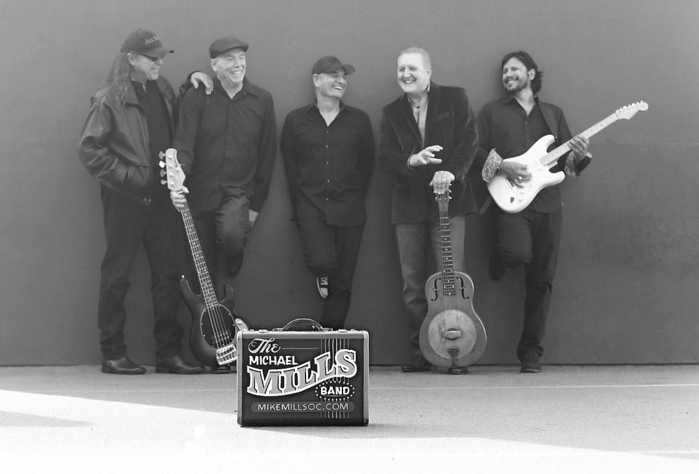 The Michael Mills Band ~ Review