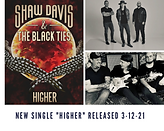 Shaw Davis Black Ties New Single Higher