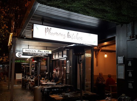 Weekend Note: Phamous Kitchen at Balmain