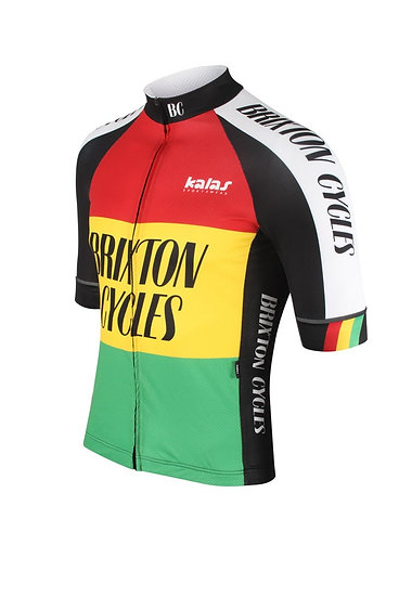 Brixton Cycles Men's Race Jersey