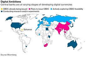 Bank of England Joins Global Peers Exploring a Digital Currency