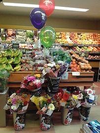 Fleuriste Point de vente