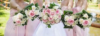 Bouquet de mariée-Cascade