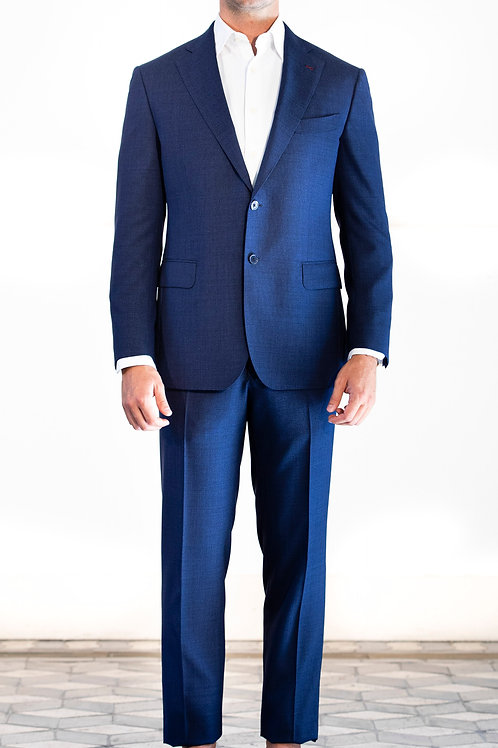 Blue suit single breast ZINGONE Spring-Summer '21 Collection