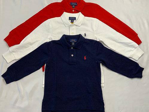 Polo manica lunga Polo Ralph Lauren