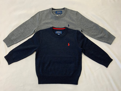Golf girocollo lana Polo Ralph Lauren
