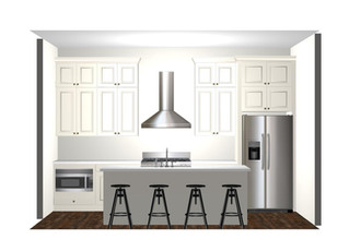 How To Measure Your Kitchen or Bath For New Cabinets