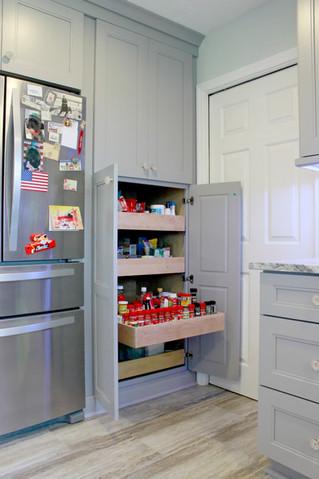 Kitchen Storage and Organization Solutions - Dream Kitchen and Bath