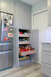 Kitchen Storage and Organization Solutions - Dream Kitchen and Bath