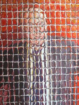 PA-2011-14 Pensiero rosso (cm 80 x 60 _a