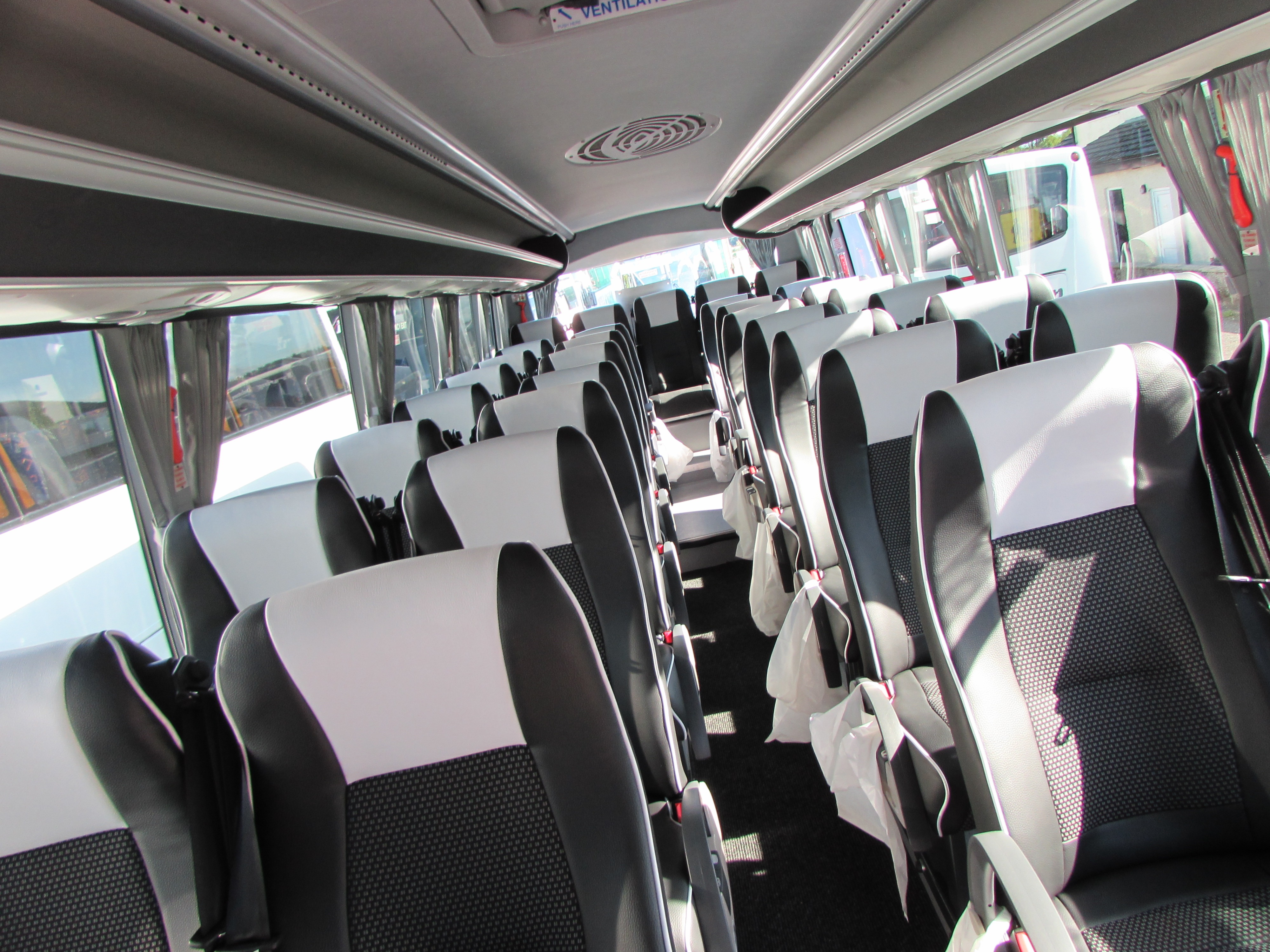 36 seater