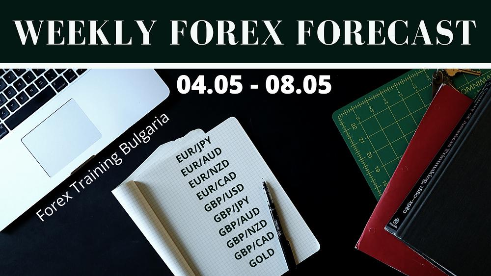 Седмичен форекс анализ 25.05-29.05 - Forex Training Bulgaria - #СедмиченФорексАнализ #forex forecast Анализ на 15 валутни двойки, всяка неделя, възможност за коментари и въпроси.