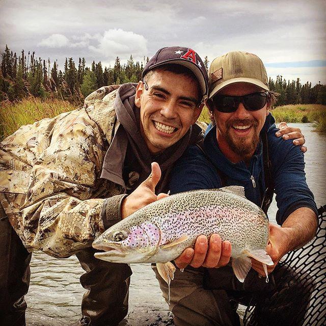 Rainbow trout Kenai