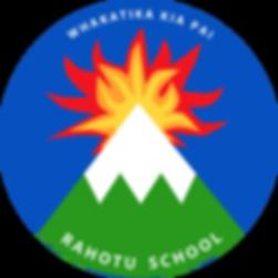Rahotu School logo