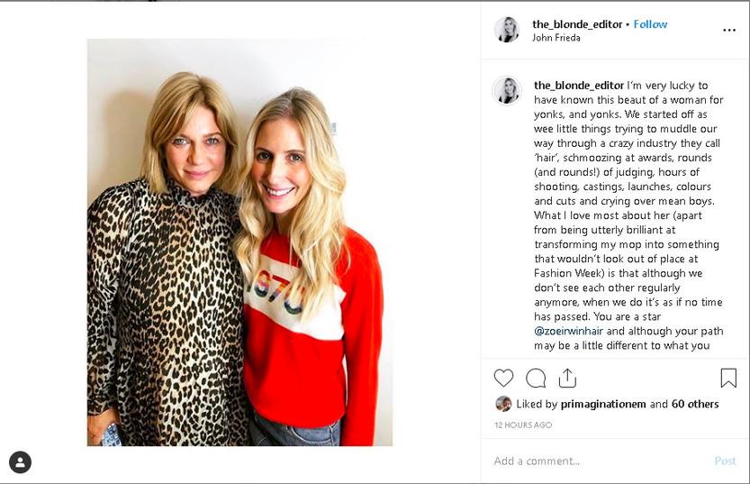 Instagram - the_blonde_editor - 14.11.19