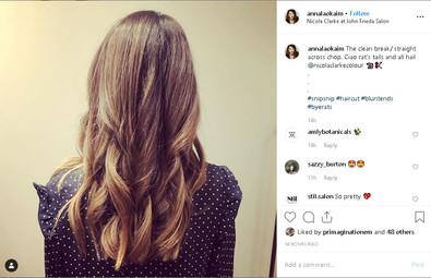 Instagram (Stories) annalaokaim - 05.11.