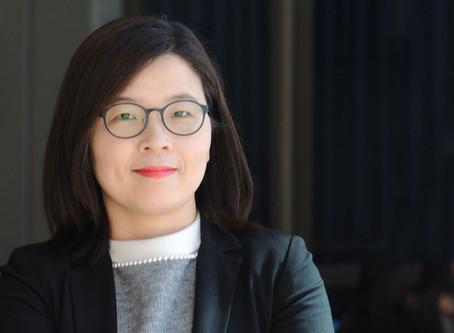 """Entrevista a Jinok Choi para el """"Programa Asia Pacífico"""" de la Biblioteca del Congreso Nac"""