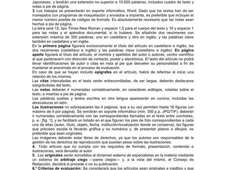 """Abierta convocatoria para publicaciones en revista académica on-line """"Mirai"""""""